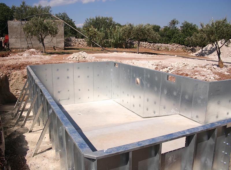pannelli per piscine in Sicilia
